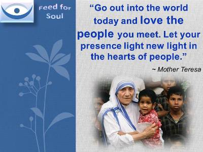 Life Quotes Mother Teresa New Mother Teresa Quotes On Kindness Understanding Compassion Love